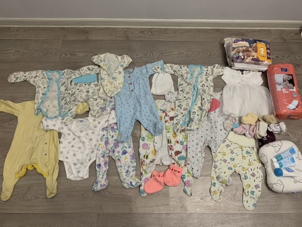 Одежда для новорожденеого ребёнка одяг для малюка