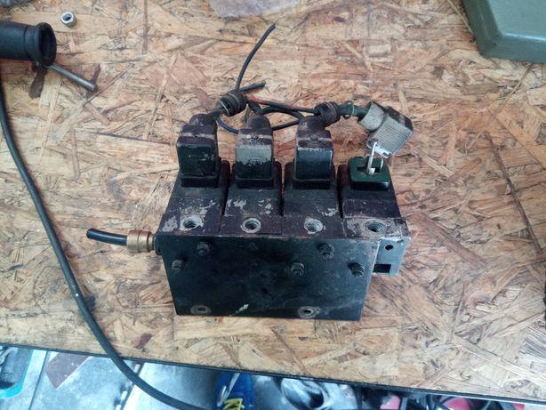 Elektro zawory ciągnik pneumatyka fortschritt