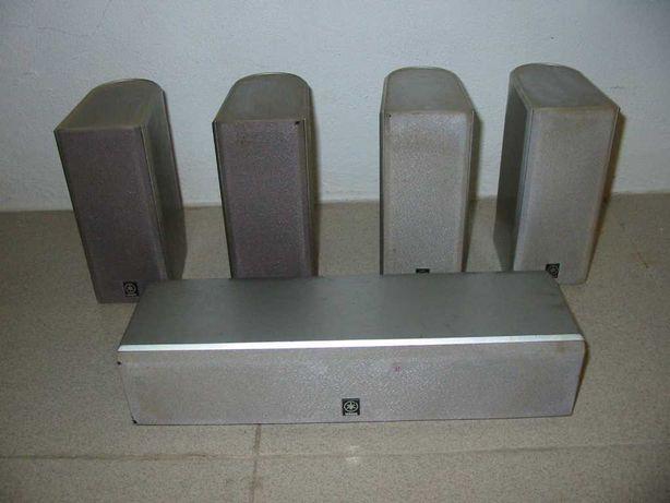 Sistema de colunas Yamaha NX-C130
