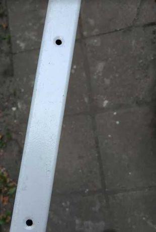 Wspornik ławki ogrodowej lub małego stolika (30x20x2mm)
