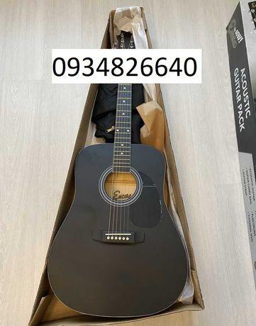 Акустическая гитара Encore EWP-100BK с комплектом