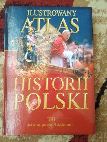 Ilustrowany Atlas Historii Polski