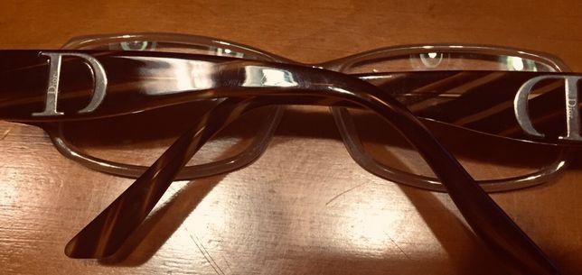 Oryginalne okulary Dior