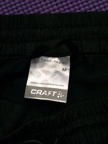 Craft M / jak nowe, spodnie damskie od wiatru treningowe - rower biegi