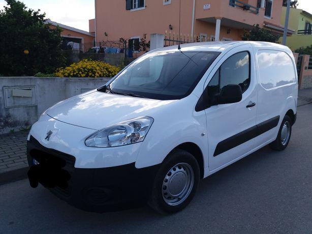 Peugeot Partner como Nova