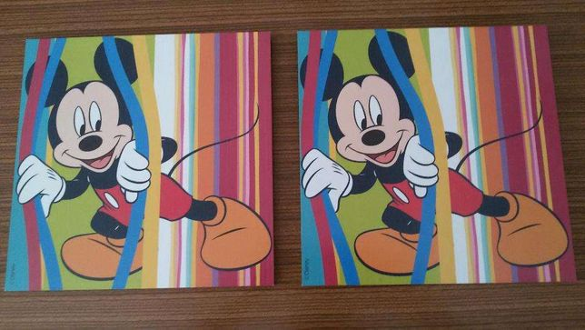 Quadro do Mickey Mouse