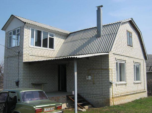 Продам дом в поселке Коротыч в 15мин езды от Харькова