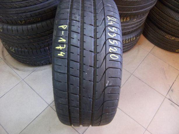 245/35/20 Pirelli P Zero pojedynka