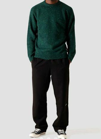Carhartt Anglistic Sweater  ciepły sweter z owczej wełny
