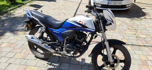Продам мотоцекл Геон 150