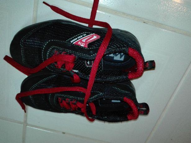 Sapatilhas/bota biqueira de aço nº36