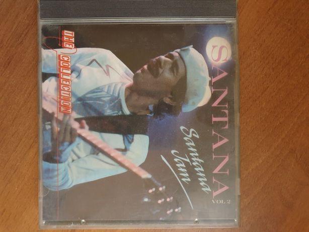 Santana Santana Jam cd