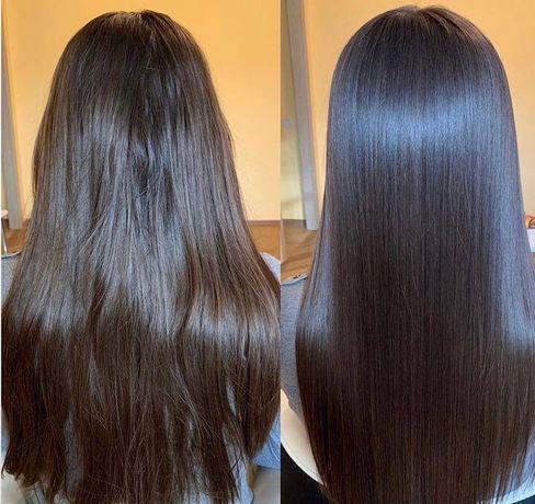 Покраска волос!
