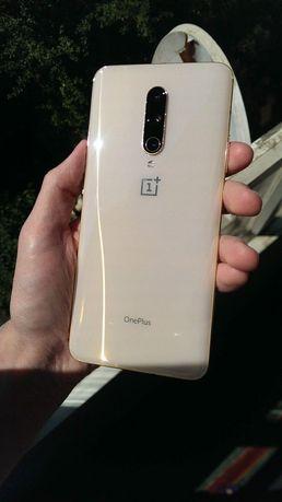 Новый OnePlus 7 Pro 8/256GB Almond золотой и 1+ Case (ван плюс 7 про)