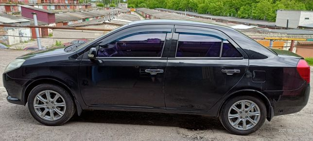 Автомобиль Geely Mk