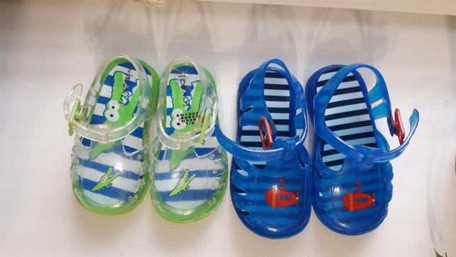 Аквашузы next, тапочки для бассейна, силиконовые сандали