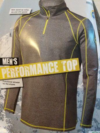 Термокофта термосвитер мужской nike puma adidas