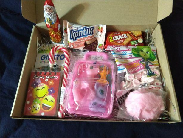 Подарочные наборы для мальчиков и девочек