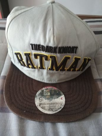 Chapéu New Era Batman c/portes incluídos