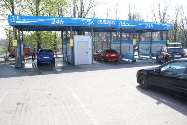 Myjnia 3 st bezdotykowa - Ruda Śląska