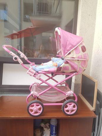 Wózek dla lalek 3w1