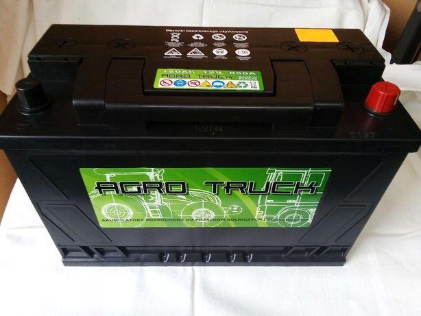 Akumulator 12v 120ah ciągnik widłak ładowarka nowy gwarancja