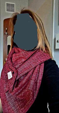 Piękna chusta szal Esmee handmade