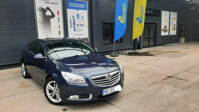Opel Insignia 1.8 SRI GAZ 140KM Liftback MANUAL stan BDB Anglik