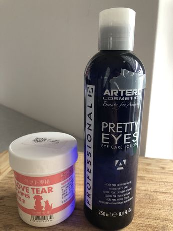 Proffessional Pretty eyes for animals artero cosmetics maltanczyk