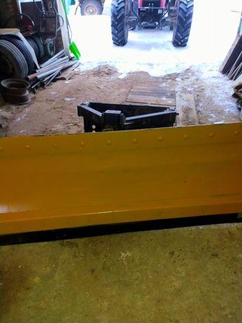 Lemiesz pług do śniegu plus rama do ciągnika farmer 8244c2
