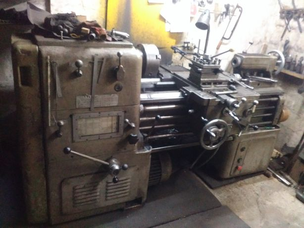 Токарный станок TUD-40