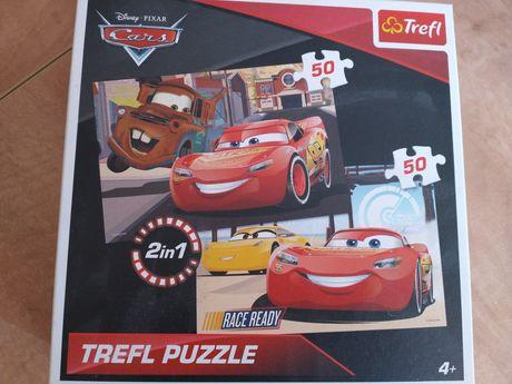 Puzzle Trefl - Auta 4+