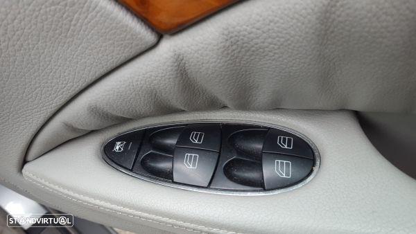 Comando Int. Vidros Frente Dto Mercedes-Benz E-Class (W211)
