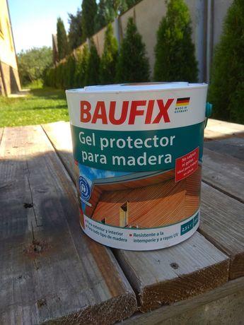Захисний засіб для деревини