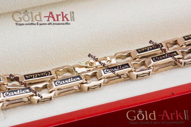 Золотая якорная цепочка