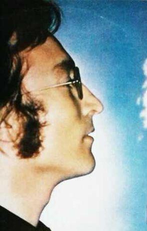 Пластинка Голубого Цвета John Lennon Bulgaria