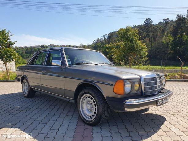 Mercedes-Benz 300 D Turbodiesel