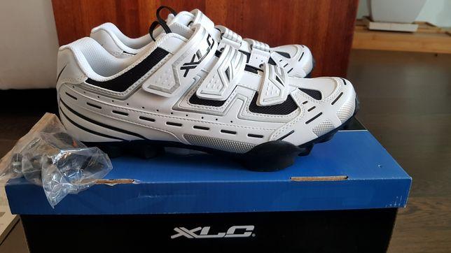 Nowe buty mtb XLC M06 rowerowe spd wpinane