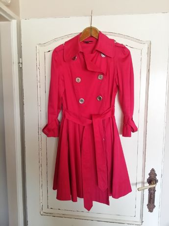 Płaszcz damski stan idealny rozmiar 36