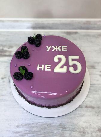 Муссовый торт /торт на заказ