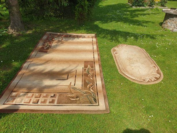 Okazyjna cena dwa dywany 295x150 gratis mniejszy do pokoika