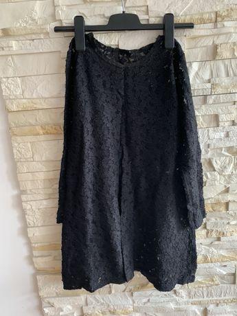 Sukienka czarna, koronkowa