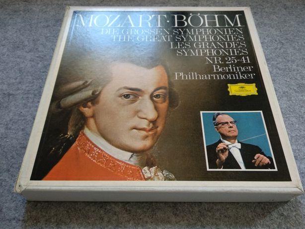 Mozart coleccção Vinyl 7 LP