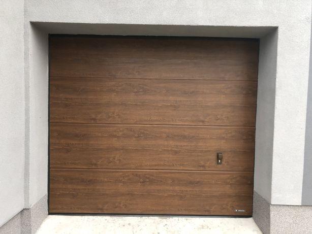 Brama segmentowa garażowa Wiśniowski 2,52x2,2m