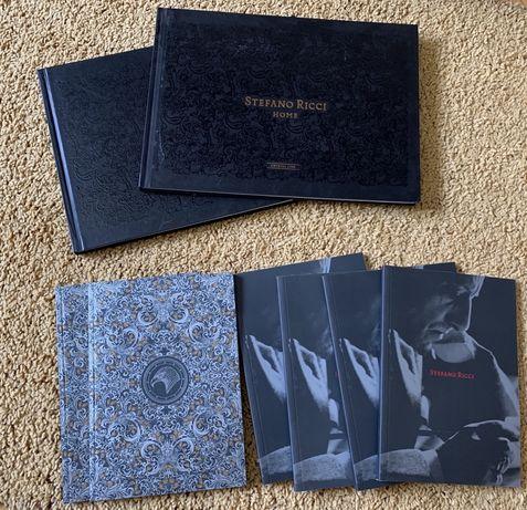 Stefano Ricci D&Gabbana Zilli каталоги конверти подаросние оригинал