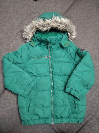 Демисезонная куртка, рост 134 см