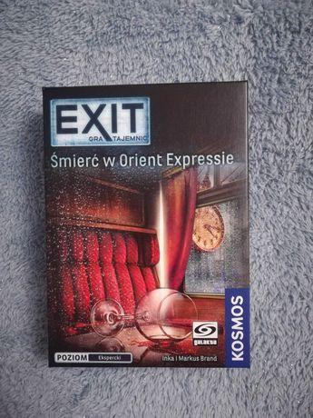 "Gra planszowa escape-room ""Śmierć w Orient Expressie"" Exit"