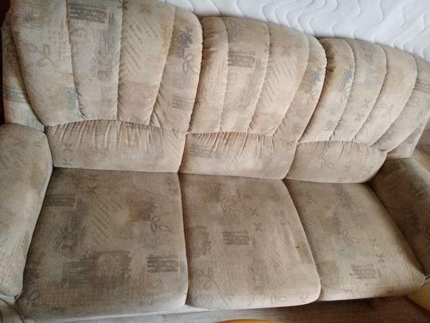 Fotel kanapa sofa zestaw wypoczynkowy