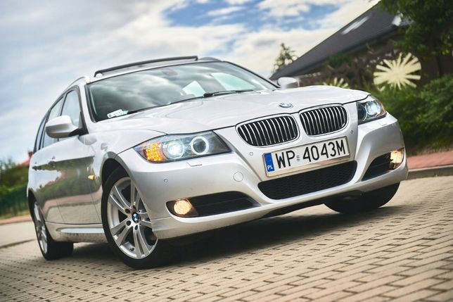 BMW 3 Panorama