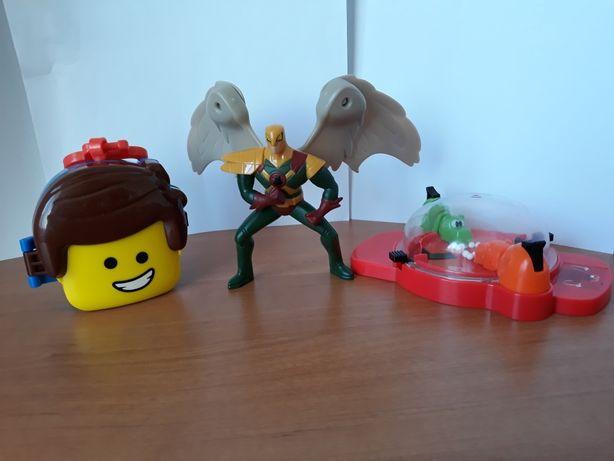 "Набор из трёх игрушек ""Happy Meal"""